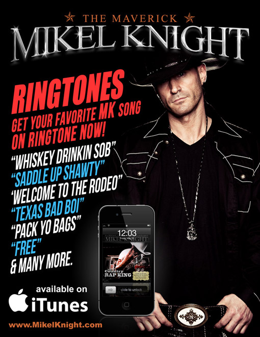 Mikel knight tour dates in Brisbane