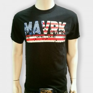 MAVRK Black with USA