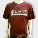 Peckawood University Maroon