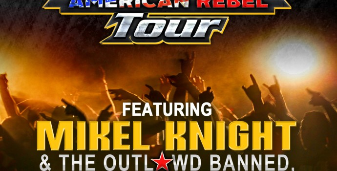 Set The Record Straight American Rebel Tour – June 11th