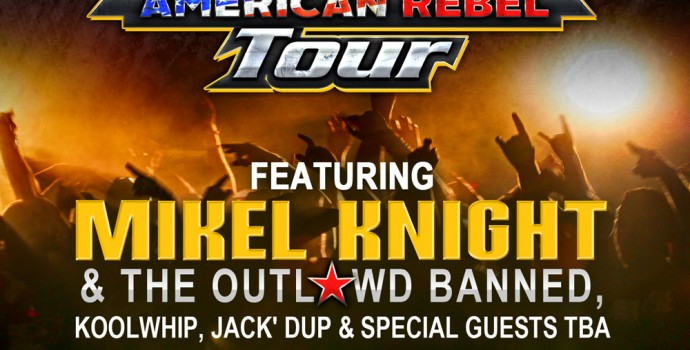 Set The Record Straight American Rebel Tour – June 4th