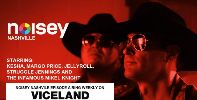 Noisey Nashville Viceland Mikel Knight